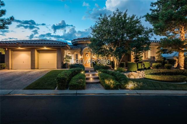 52 Tapadero, Las Vegas, NV 89135 (MLS #2014451) :: The Snyder Group at Keller Williams Realty Las Vegas