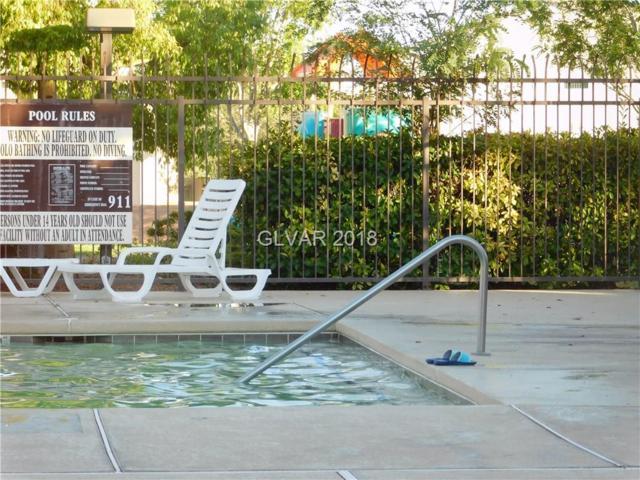 3904 Smokey Fog #102, North Las Vegas, NV 89081 (MLS #2014466) :: Signature Real Estate Group