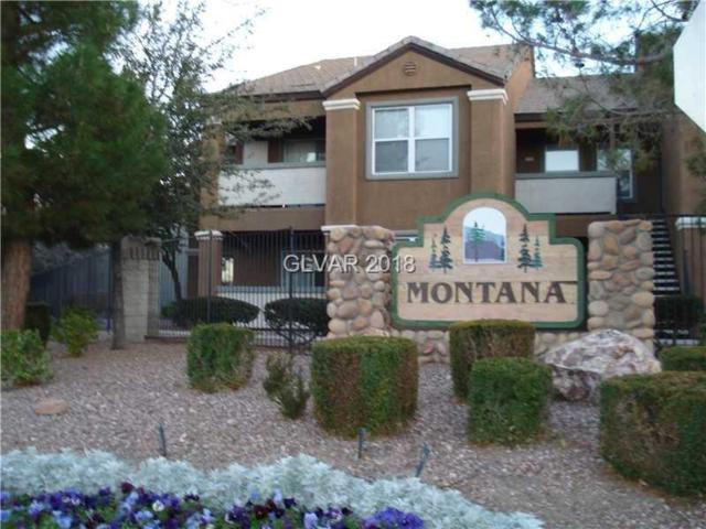 555 E Silverado Ranch #1163, Las Vegas, NV 89183 (MLS #2014531) :: Signature Real Estate Group
