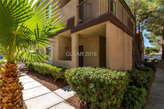 5250 Rainbow #1145, Las Vegas, NV 89118 (MLS #2014824) :: Sennes Squier Realty Group
