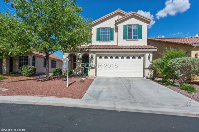 5922 Moon Garden, Las Vegas, NV 89148 (MLS #2014966) :: Vestuto Realty Group