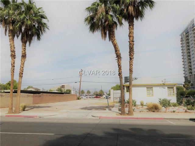 914-918 4TH, Las Vegas, NV 89101 (MLS #2015268) :: Trish Nash Team