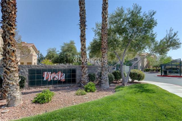 8501 University #2067, Las Vegas, NV 89140 (MLS #2015315) :: Signature Real Estate Group