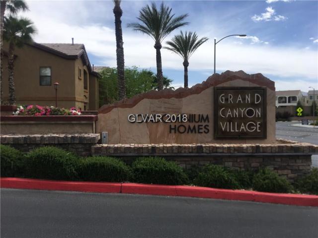 8250 Grand Canyon #1072, Las Vegas, NV 89166 (MLS #2016682) :: Signature Real Estate Group