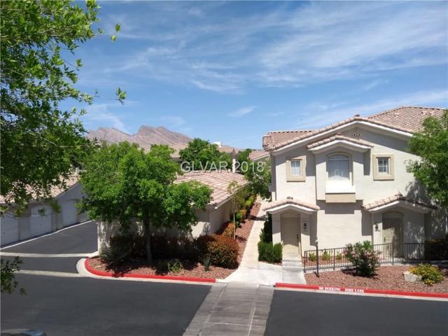 1320 Red Gable #201, Las Vegas, NV 89144 (MLS #2017236) :: Signature Real Estate Group