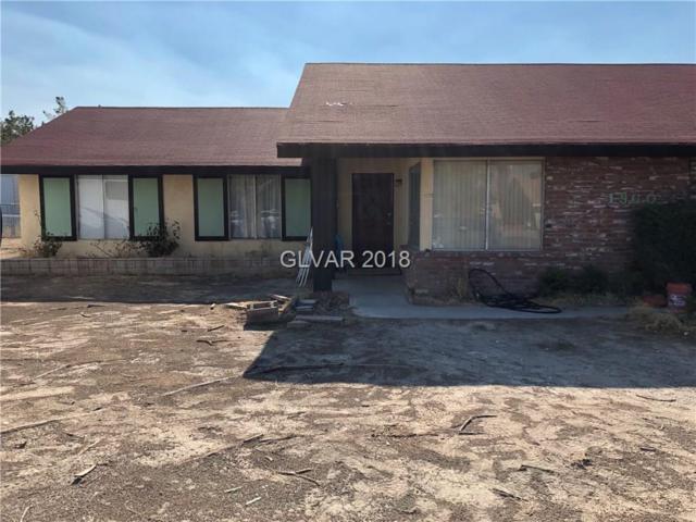 1960 S Laguna, Pahrump, NV 89048 (MLS #2017291) :: Trish Nash Team