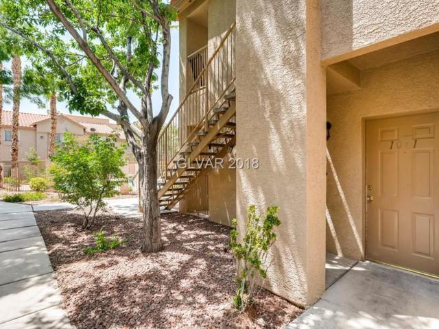 2110 N Los Feliz #1011, Las Vegas, NV 89156 (MLS #2017389) :: Signature Real Estate Group