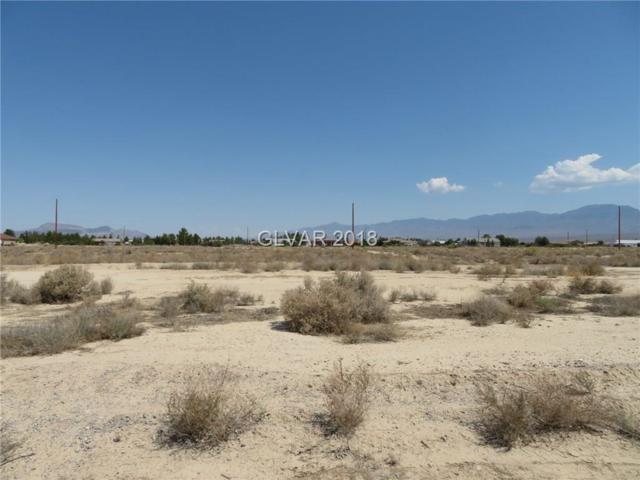 190 E Cavalry, Pahrump, NV 89048 (MLS #2017396) :: The Machat Group | Five Doors Real Estate