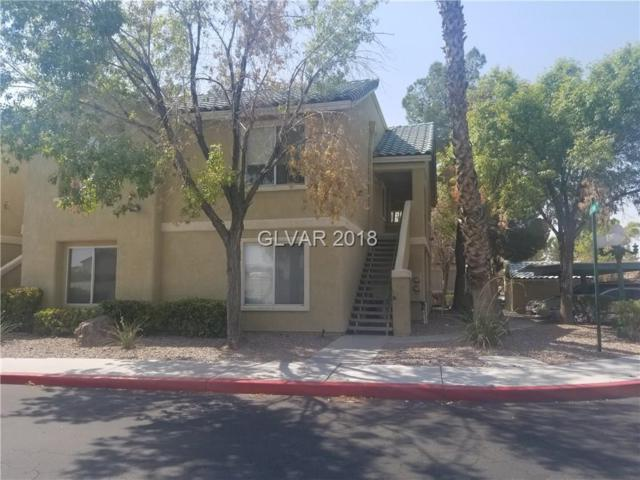 4201 Blarney #203, Las Vegas, NV 89110 (MLS #2017741) :: Sennes Squier Realty Group