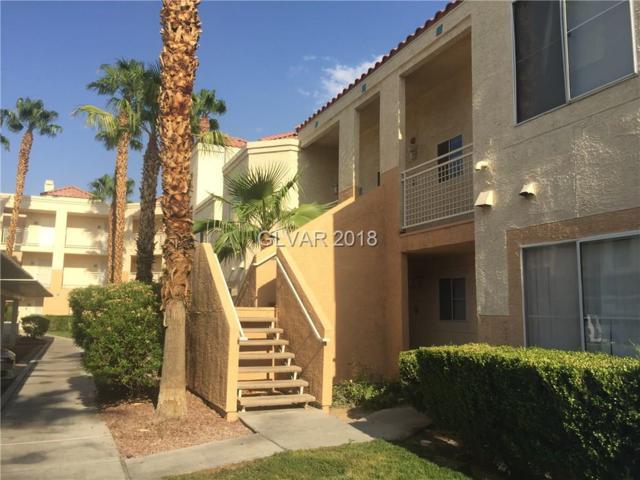 5000 Red Rock #219, Las Vegas, NV 89118 (MLS #2018182) :: Sennes Squier Realty Group