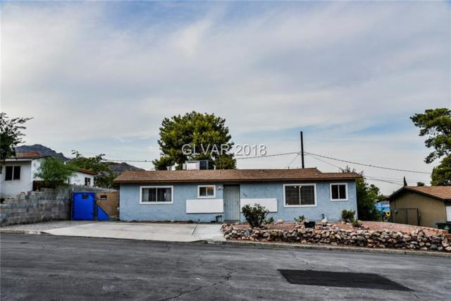 106 Walker, Boulder City, NV 89005 (MLS #2018415) :: Vestuto Realty Group