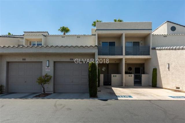 6250 Flamingo #114, Las Vegas, NV 89103 (MLS #2018770) :: Sennes Squier Realty Group
