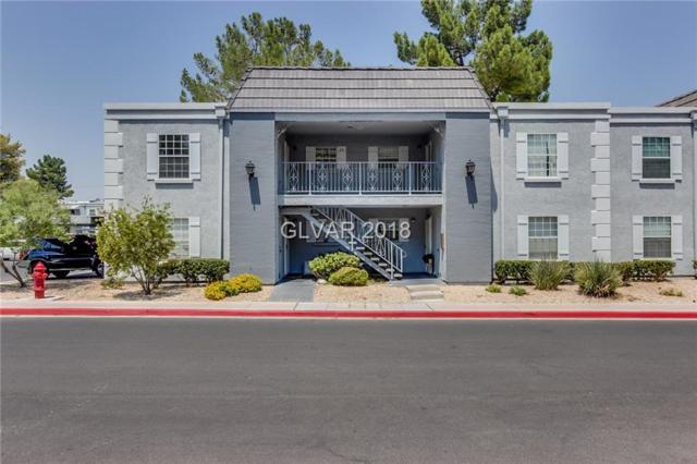 3823 Maryland L7, Las Vegas, NV 89119 (MLS #2018807) :: Signature Real Estate Group