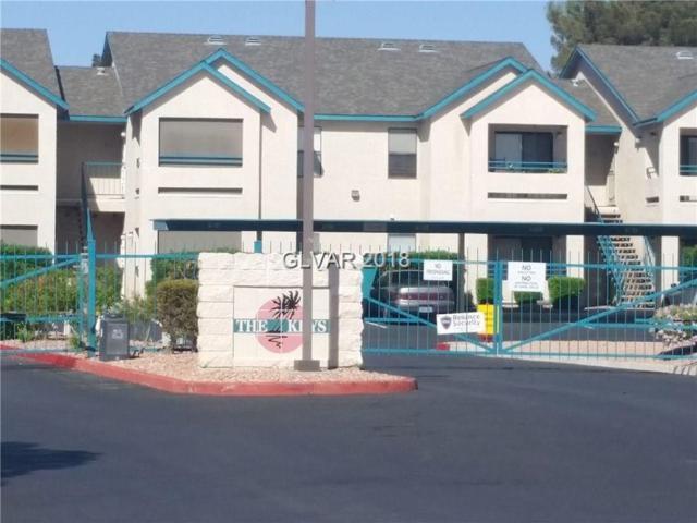 5271 Lindell #102, Las Vegas, NV 89118 (MLS #2018907) :: Signature Real Estate Group