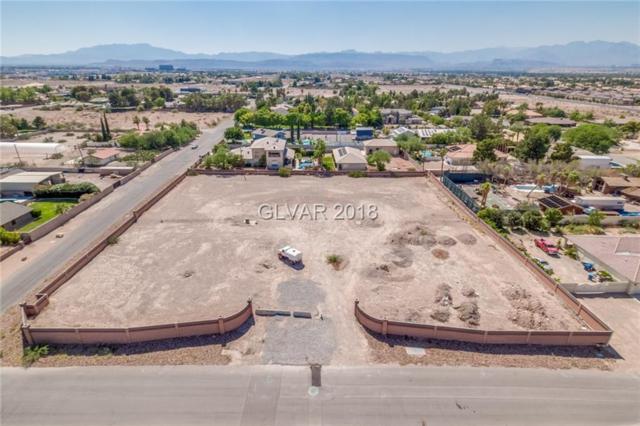 0 Westwind/Oquendo, Las Vegas, NV 89118 (MLS #2019091) :: Trish Nash Team