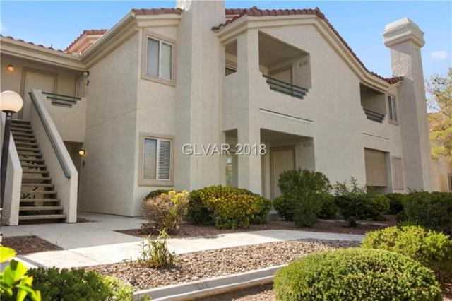7900 Ryandale #103, Las Vegas, NV 89145 (MLS #2019247) :: Signature Real Estate Group