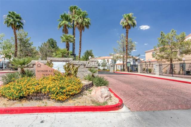 8452 Boseck #262, Las Vegas, NV 89145 (MLS #2019305) :: Signature Real Estate Group