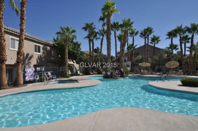 2101 Jade Creek #201, Las Vegas, NV 89117 (MLS #2019309) :: The Snyder Group at Keller Williams Realty Las Vegas