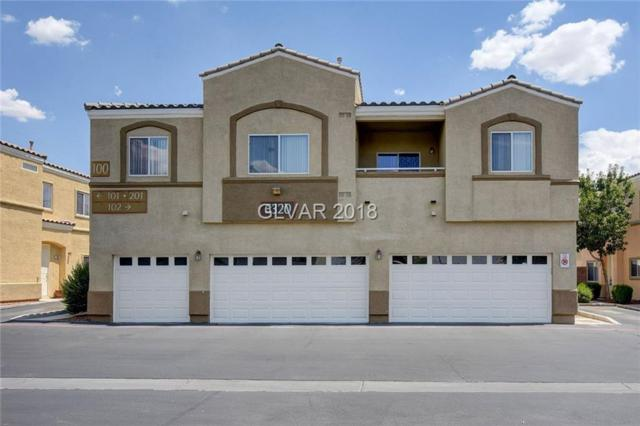 6320 Desert Leaf #2, North Las Vegas, NV 89081 (MLS #2019379) :: Vestuto Realty Group