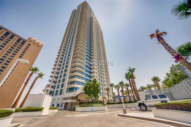 2700 S Las Vegas #803, Las Vegas, NV 89109 (MLS #2019763) :: Sennes Squier Realty Group
