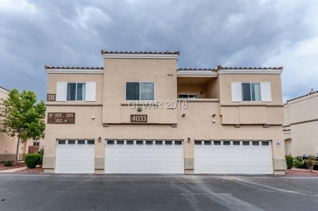 4033 Pepper Thorn #201, North Las Vegas, NV 89081 (MLS #2019938) :: The Snyder Group at Keller Williams Realty Las Vegas