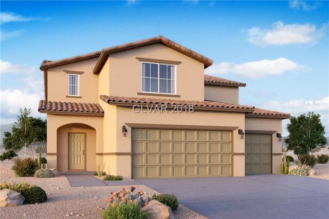 3807 E Summit Lot 89, Pahrump, NV 89061 (MLS #2020001) :: The Machat Group   Five Doors Real Estate