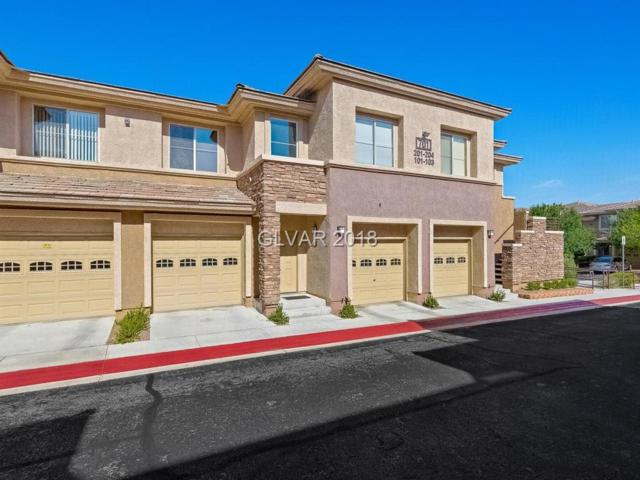 701 Peachy Canyon #203, Las Vegas, NV 89144 (MLS #2020188) :: Sennes Squier Realty Group