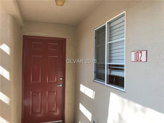1908 High Valley #102, Las Vegas, NV 89128 (MLS #2020195) :: Signature Real Estate Group