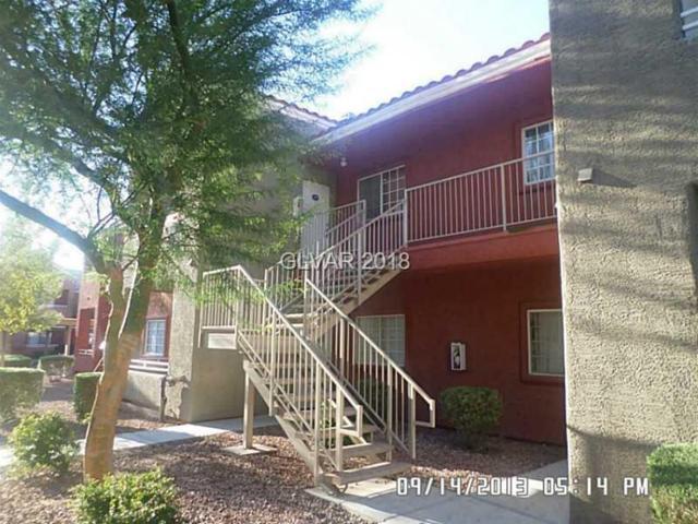 4730 Craig #1203, Las Vegas, NV 89115 (MLS #2020394) :: Signature Real Estate Group