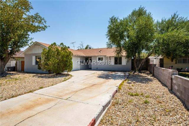 3809 El Jardin, Las Vegas, NV 89102 (MLS #2020529) :: Vestuto Realty Group
