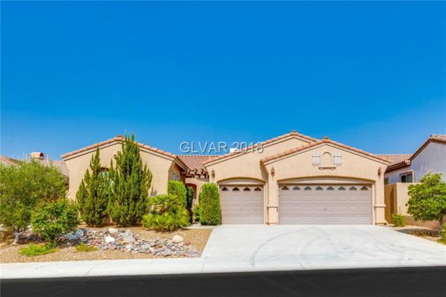 341 Corsicana, Las Vegas, NV 89138 (MLS #2020533) :: The Snyder Group at Keller Williams Realty Las Vegas