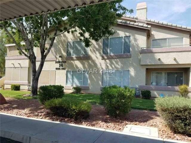 5710 Tropicana #2100, Las Vegas, NV 89122 (MLS #2020617) :: Vestuto Realty Group