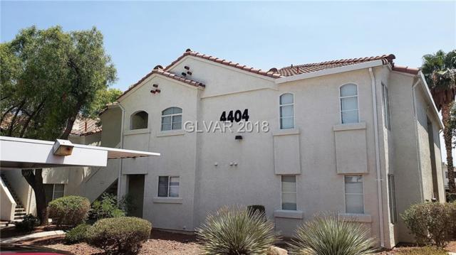 4404 Lake Mead #201, Las Vegas, NV 89108 (MLS #2020668) :: Signature Real Estate Group