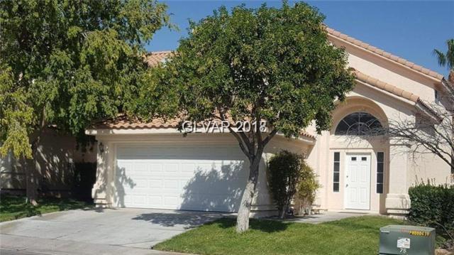 9436 Amber Valley, Las Vegas, NV 89134 (MLS #2020762) :: The Machat Group   Five Doors Real Estate
