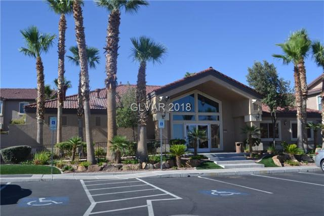 2305 Horizon Ridge #2523, Henderson, NV 89052 (MLS #2020861) :: Signature Real Estate Group