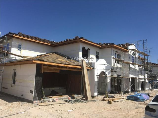 11870 Tevare #1086, Henderson, NV 89138 (MLS #2020955) :: The Snyder Group at Keller Williams Realty Las Vegas