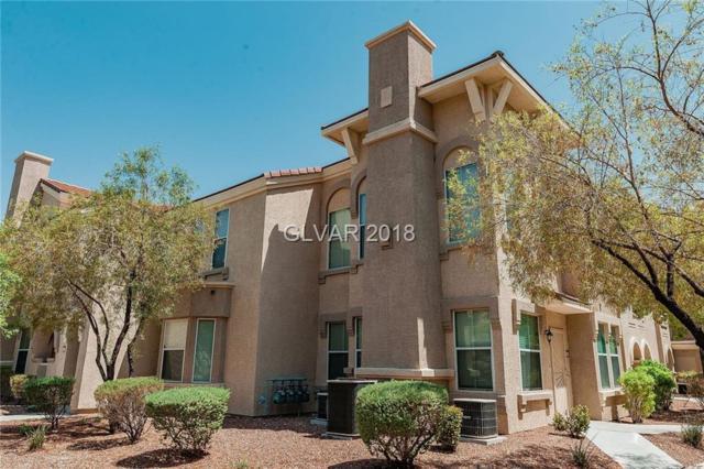 10550 W Alexander #2173, Las Vegas, NV 89129 (MLS #2021038) :: Trish Nash Team