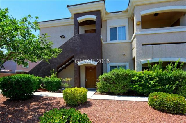 9303 Gilcrease #1177, Las Vegas, NV 89149 (MLS #2021144) :: Signature Real Estate Group