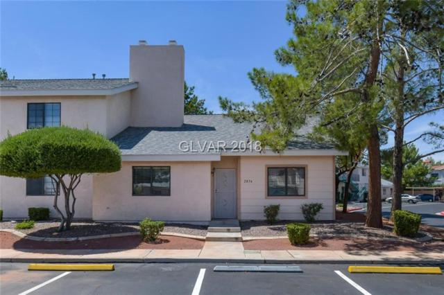 2836 Bluebonnet #4, Henderson, NV 89074 (MLS #2021199) :: Sennes Squier Realty Group