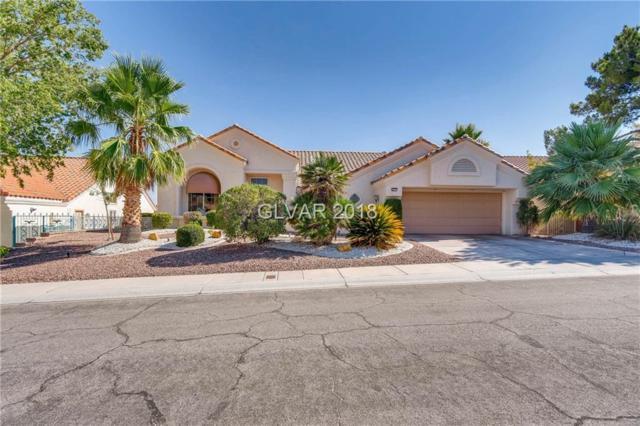 9613 Eagle Valley, Las Vegas, NV 89134 (MLS #2021211) :: The Snyder Group at Keller Williams Realty Las Vegas