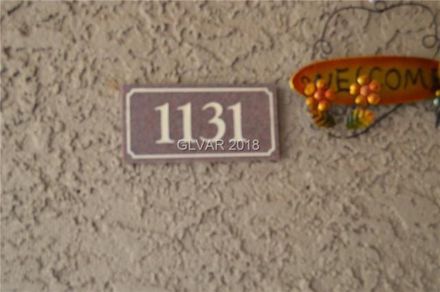 8600 Charleston #1131, Las Vegas, NV 89145 (MLS #2021278) :: Sennes Squier Realty Group