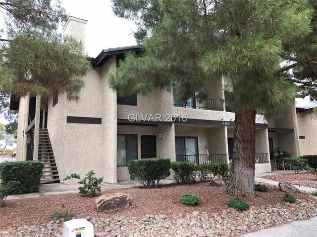 1480 Tamareno #27, Las Vegas, NV 89119 (MLS #2021371) :: Sennes Squier Realty Group
