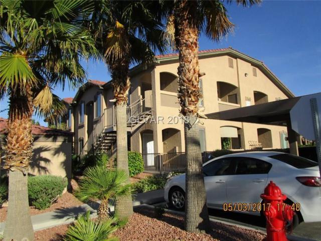 3360 Cactus Shadow #201, Las Vegas, NV 89129 (MLS #2021520) :: Signature Real Estate Group