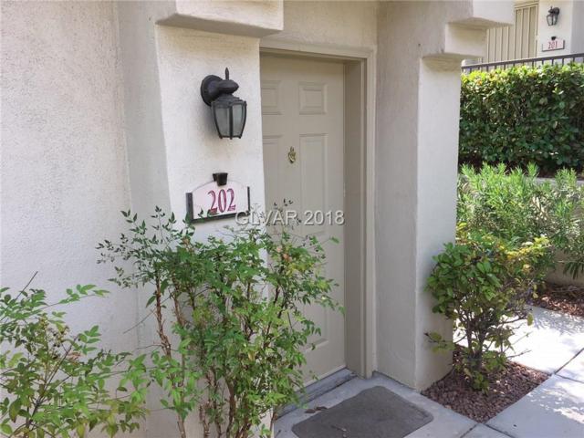 10211 Red Pueblo #202, Las Vegas, NV 89144 (MLS #2021573) :: Vestuto Realty Group
