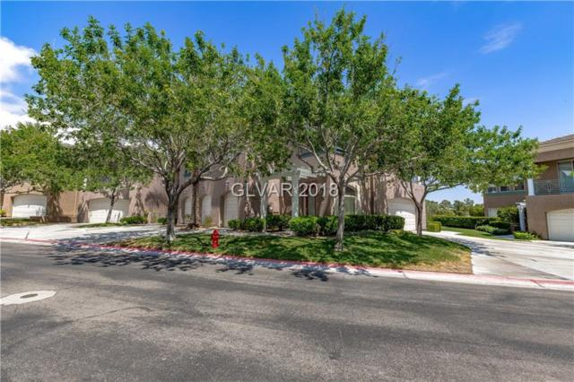 9116 Vista Greens #104, Las Vegas, NV 89134 (MLS #2021839) :: Vestuto Realty Group
