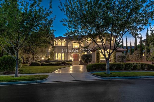 409 Canyon Greens, Las Vegas, NV 89144 (MLS #2021972) :: The Snyder Group at Keller Williams Realty Las Vegas