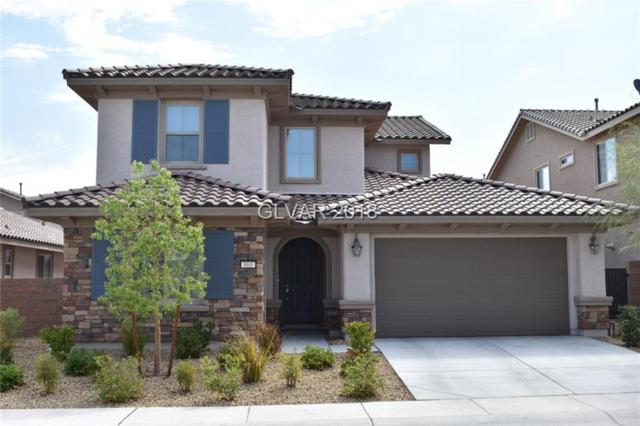 860 Via Serenelia, Henderson, NV 89011 (MLS #2022088) :: Vestuto Realty Group