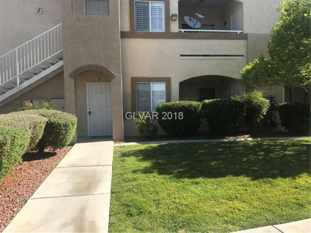 3400 Cabana #1081, Las Vegas, NV 89122 (MLS #2022161) :: Signature Real Estate Group