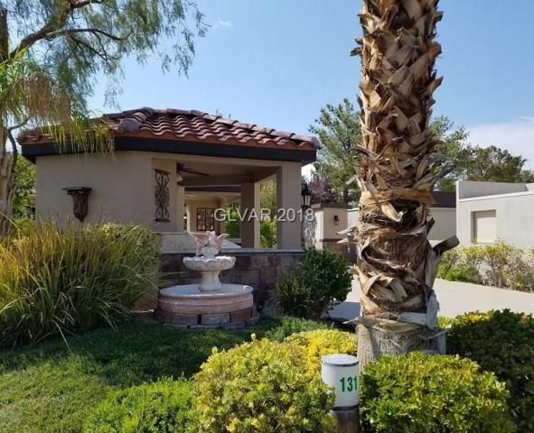 8175 Arville #131, Las Vegas, NV 89139 (MLS #2022367) :: Trish Nash Team