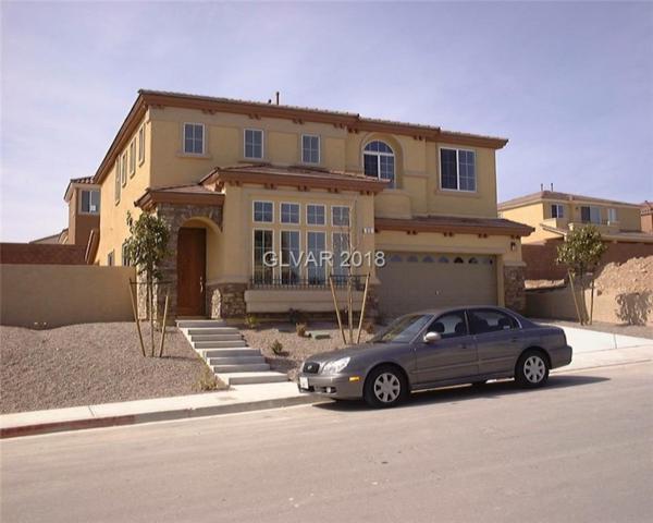 613 El Loro, Las Vegas, NV 89138 (MLS #2022520) :: The Snyder Group at Keller Williams Realty Las Vegas